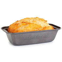 BEER BREAD LOAF PAN